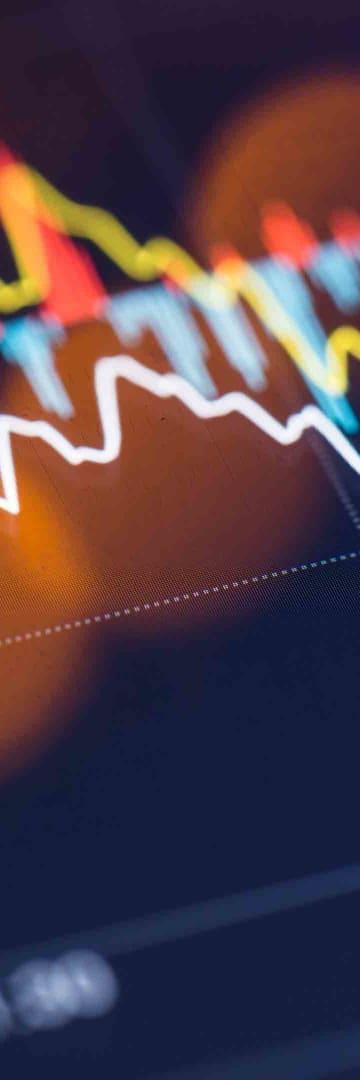 Derivatives, stock chart