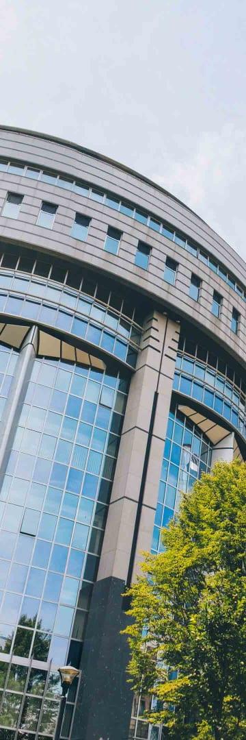EU/UK Financial Regulatory Reform, EU Parliament building