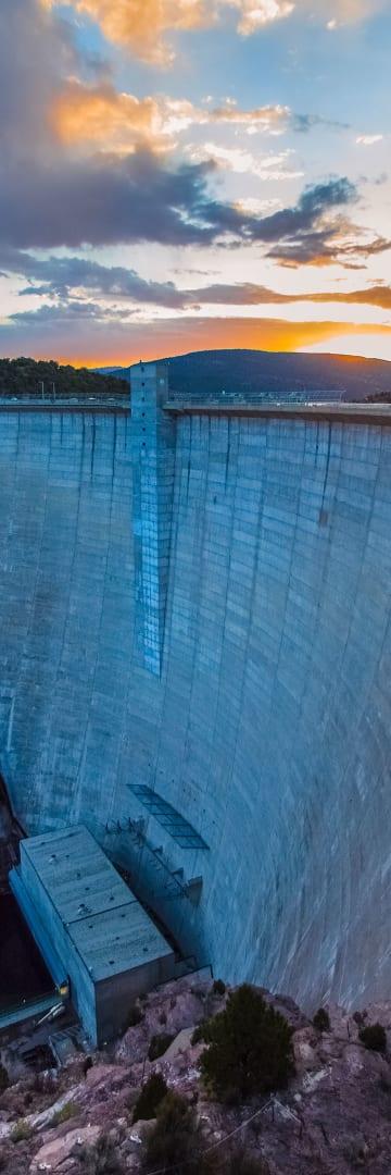 Renewables, hydropower, dam, Utah
