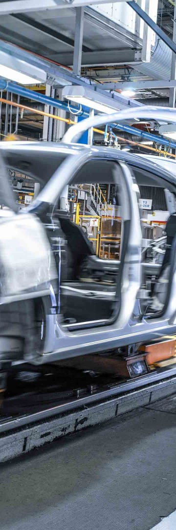 Industrial, automotive manufacturing