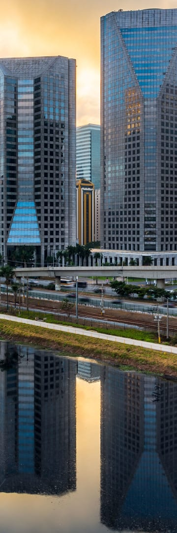 Real Estate, Sao Paulo Skyline, Latin America