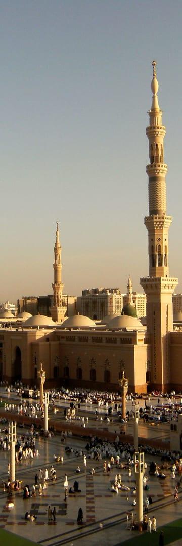 Saudi Arabia, Mosque