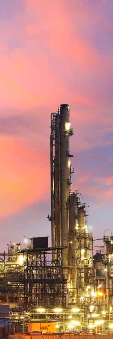 Energy, Oil Refinery