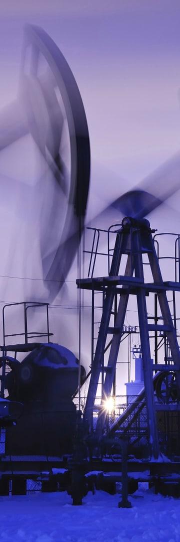 Oil Pump, Oil & Gas, Yukos