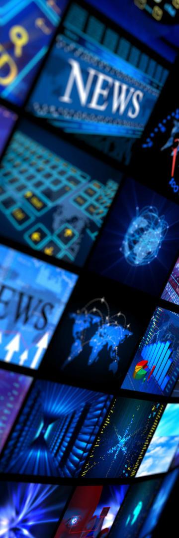 Media, Cable TV Entertainment Channels