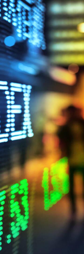 Capital Markets, Stock Data