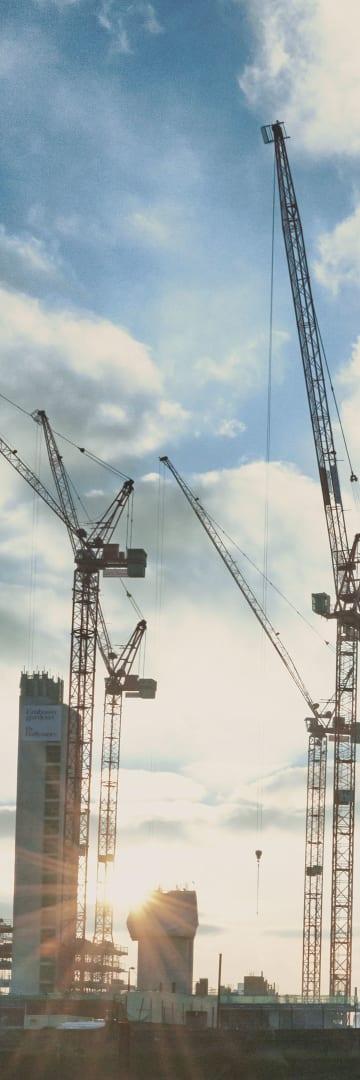 Cranes Building, PDF