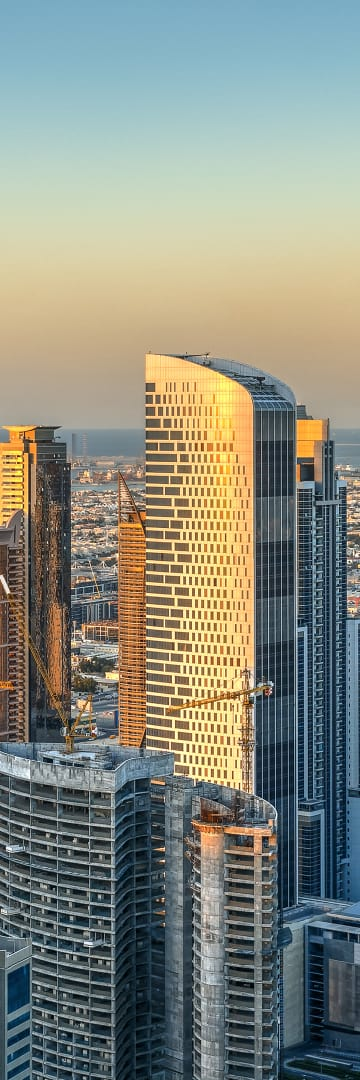 Middle East Region Buildings in Abu Dhabi