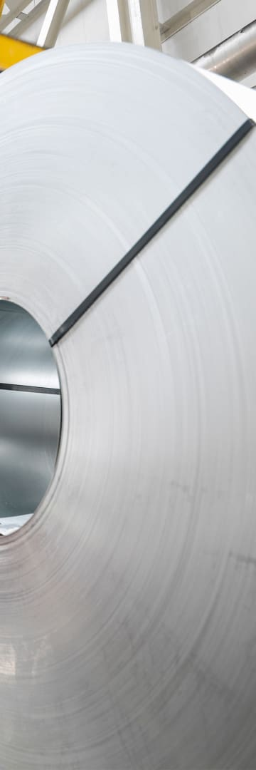 Industrials Steel Rolls