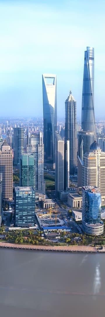 China, Asia, city