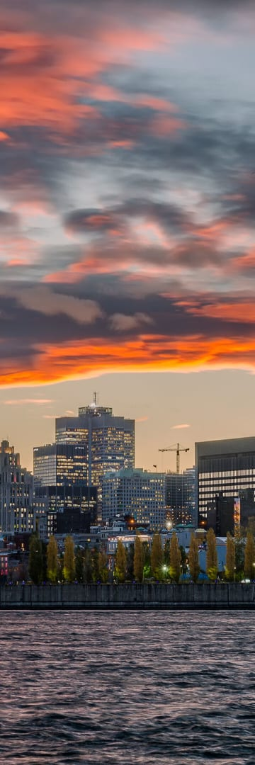 Montreal, Canada - City Business Center