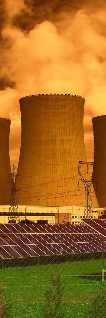 Energy, Powerplant