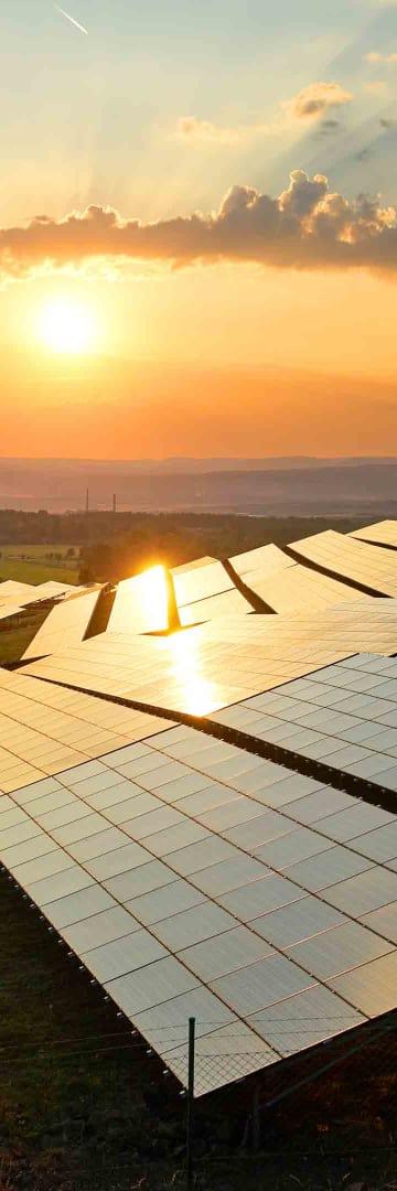 Solar panels, energy