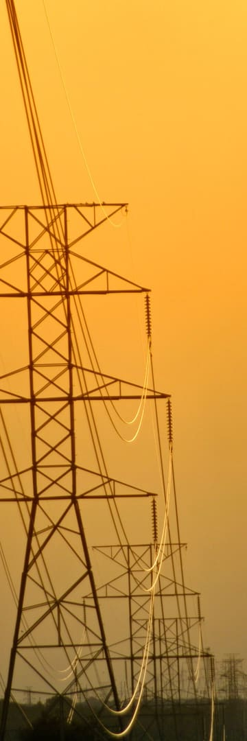 Powerlines and Electric Transmission Towers