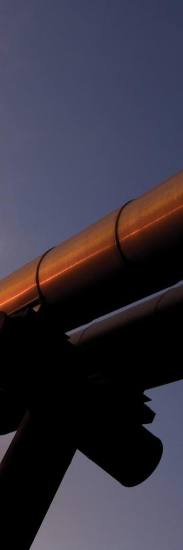 Energy pipeline