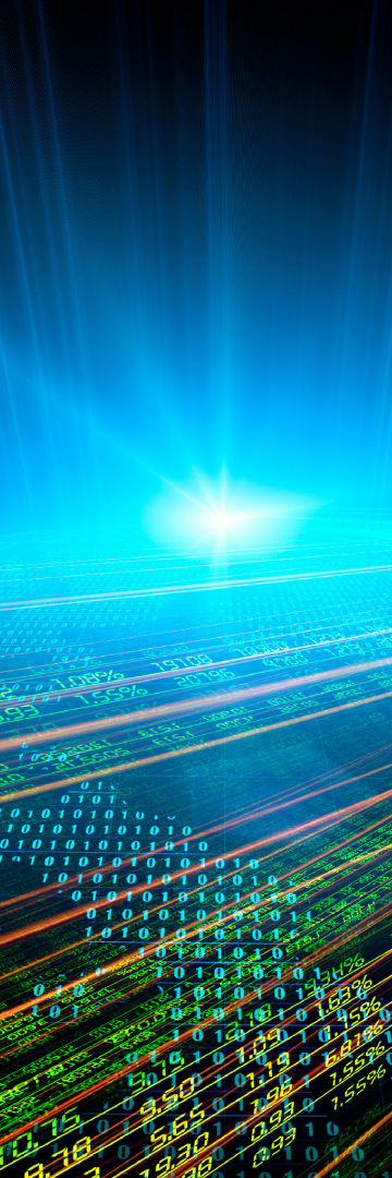 Global data, data in cyberspace