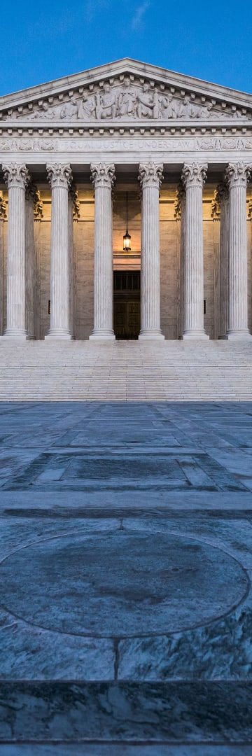 US Supreme Court buidling -- U.S. Policy Shifts in Intellectual Property Antitrust Enforcement