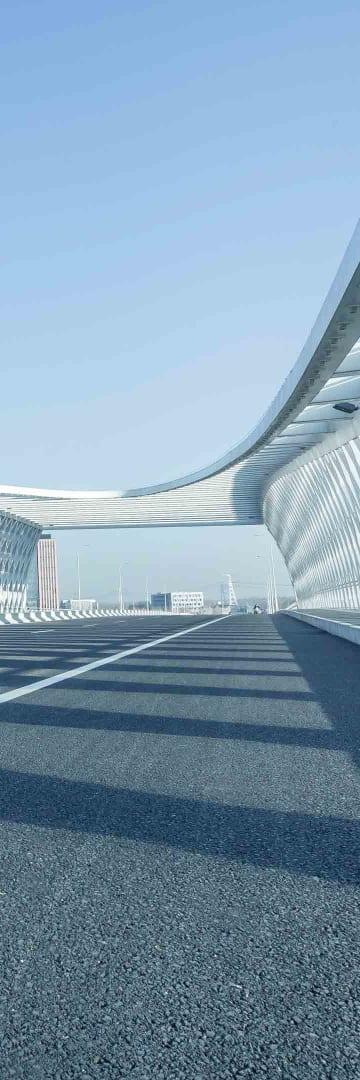 Asia, Beijing, China, infrastructure, bridge, highway