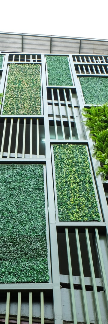 Corporate governance -- green office building