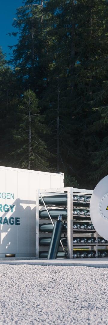 Decarbonisation, Hydrogen