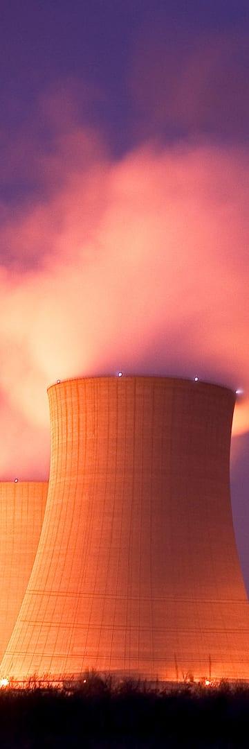 Nuclear, Nuclear Power Plant