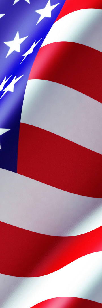 International Arbitration, American Flag