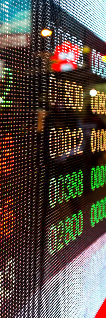Investment Funds, Hong Kong Stock Market Charts