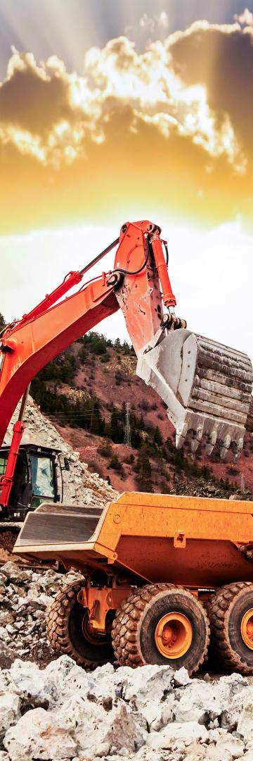 Mining & Metals, Excavator
