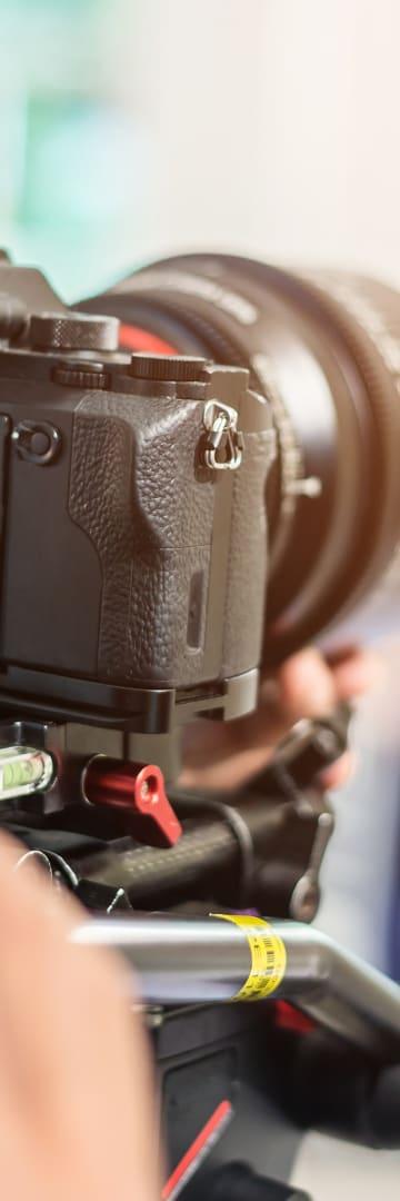 Camera, video recording