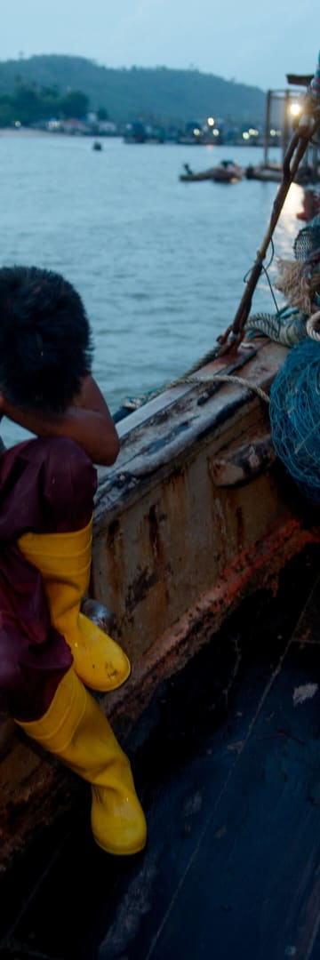 HRAS: Confronting the Human Rights Crisis in Fisheries - How Arbitration Can Improve Fishers' Access to Justice