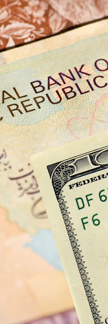 Iran Sanctions, Iran Bank Note