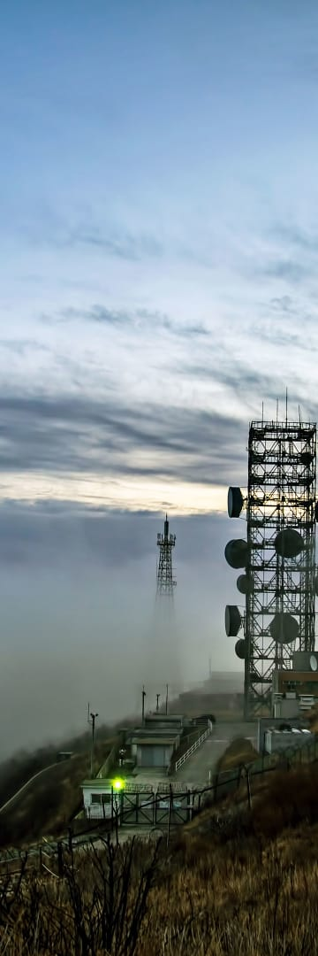 Technology Media & Telecommunications, Communication Towers