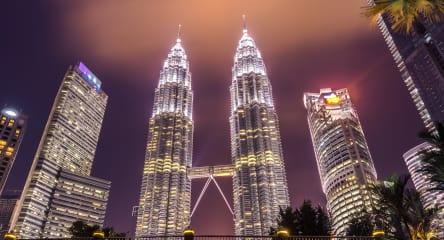 Asia-Pacific Innovative Lawyers Award, Kuala Lumpur skyline in Malaysia