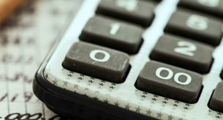 Financial Restructuring & Insolvency, calculator