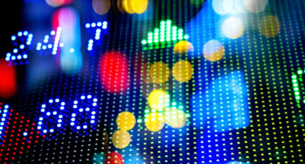 Capital Markets, Stock Market numbers