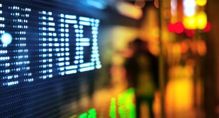 Derivatives, Stock Data