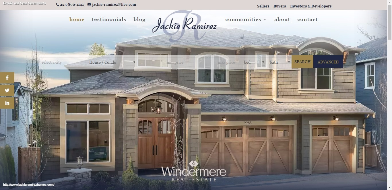 Protected: Jackie Ramirez Homes
