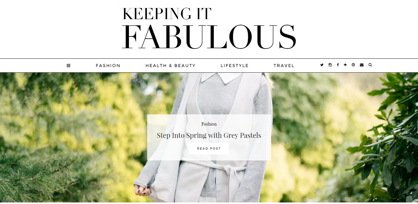 Keep it Fabulous