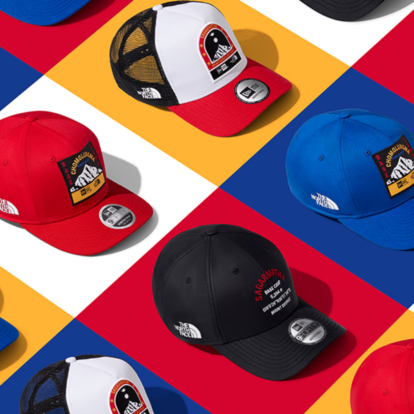 New Era x The North Face Expedition Pack