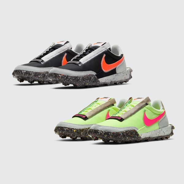 Nike WMNS Waffle Racer Crater in Two Colourways