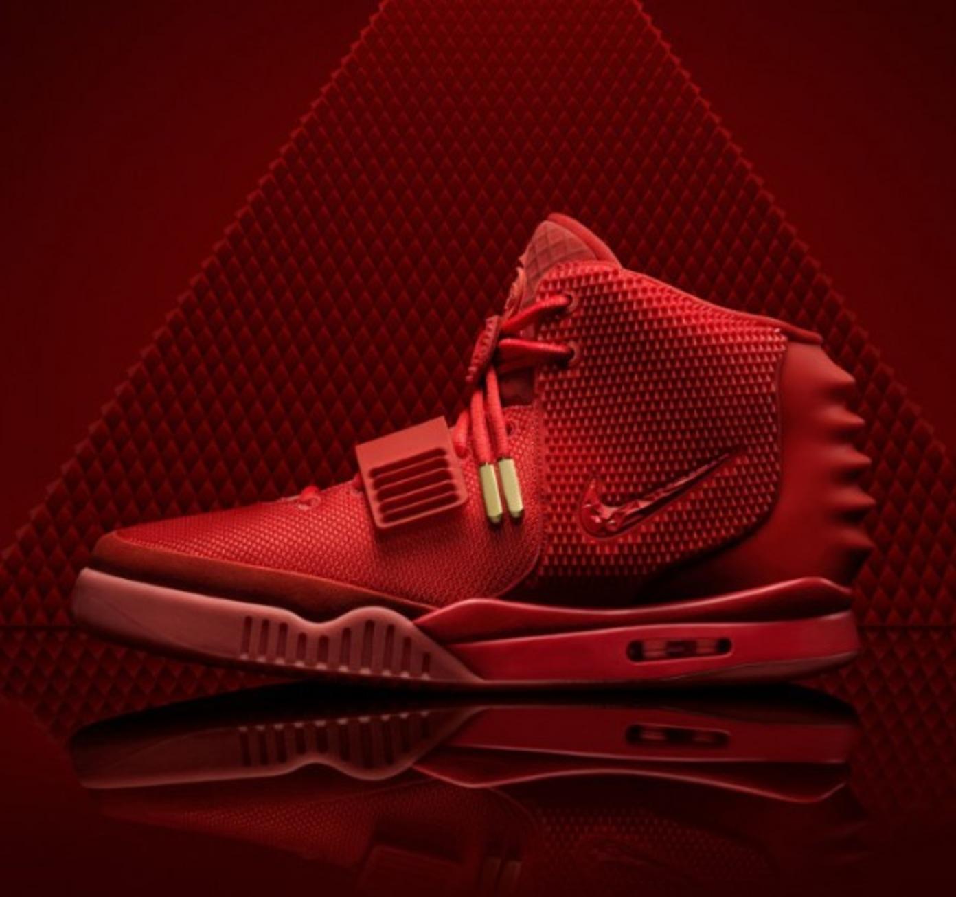 Nike Secretly Drops Air Yeezy 2 Red