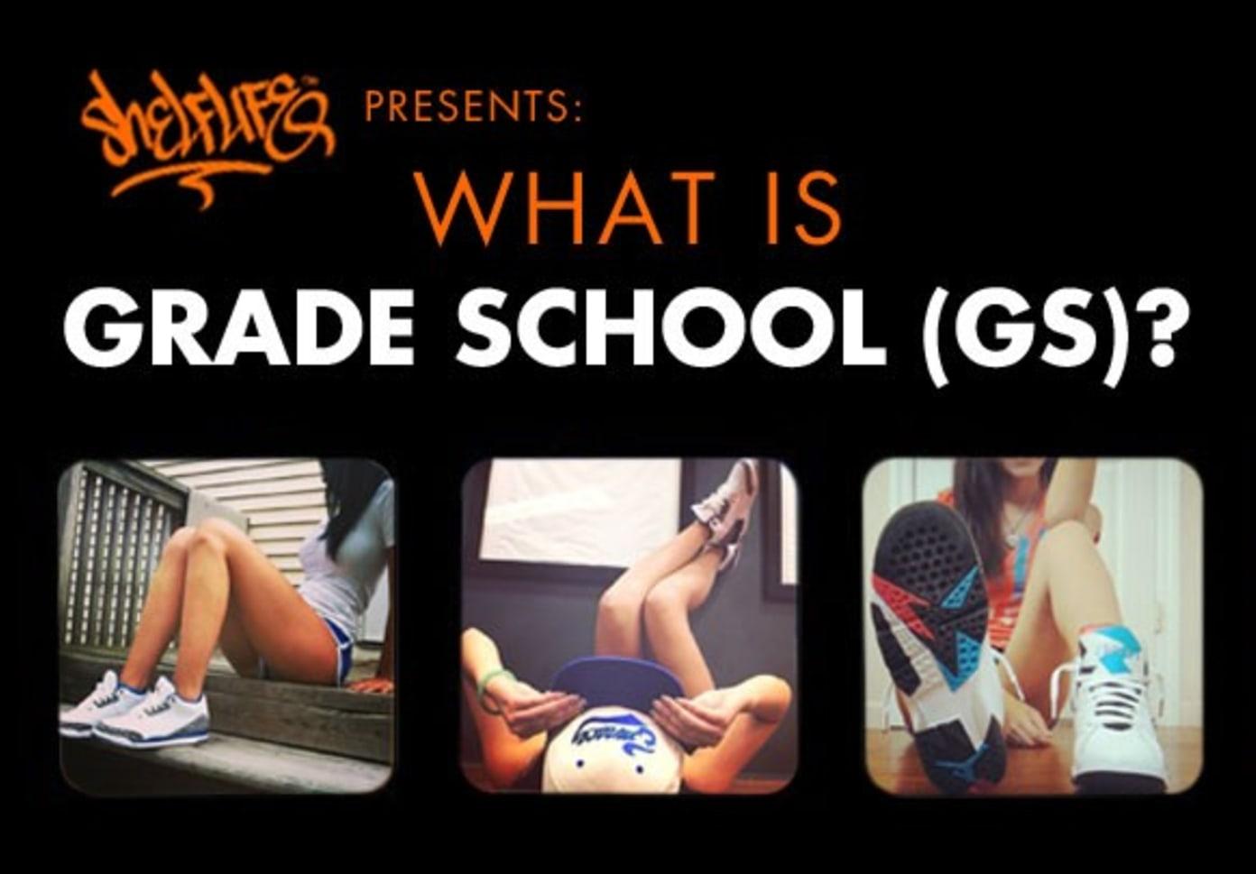 What is Grade School (GS)?