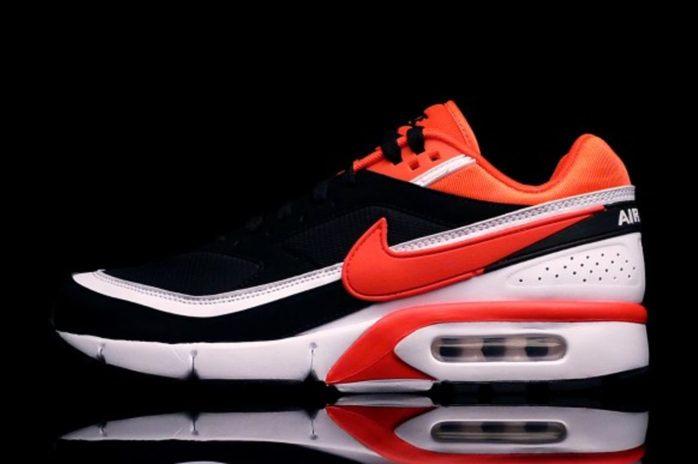 The Nike Air Classic BW Gen II CMFT Light Crimson