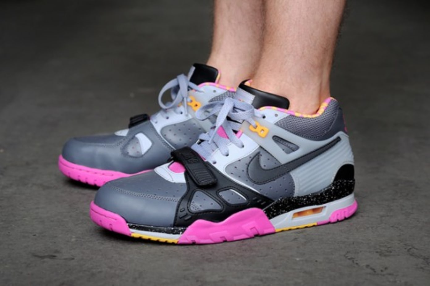 """Nike Air Trainer 3 PRM """"Bo Knows Horse Racing"""""""