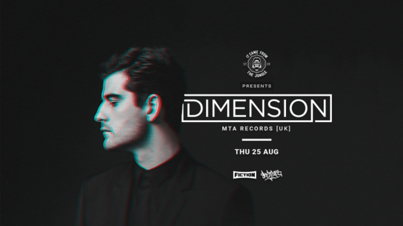 WIN with Shelflife x Dimension   It Came From The Jungle presents Dimension