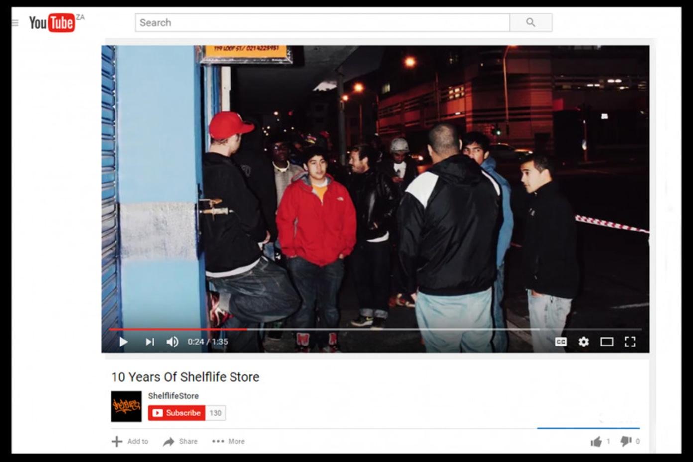 Ten Years Of Shelflife Video