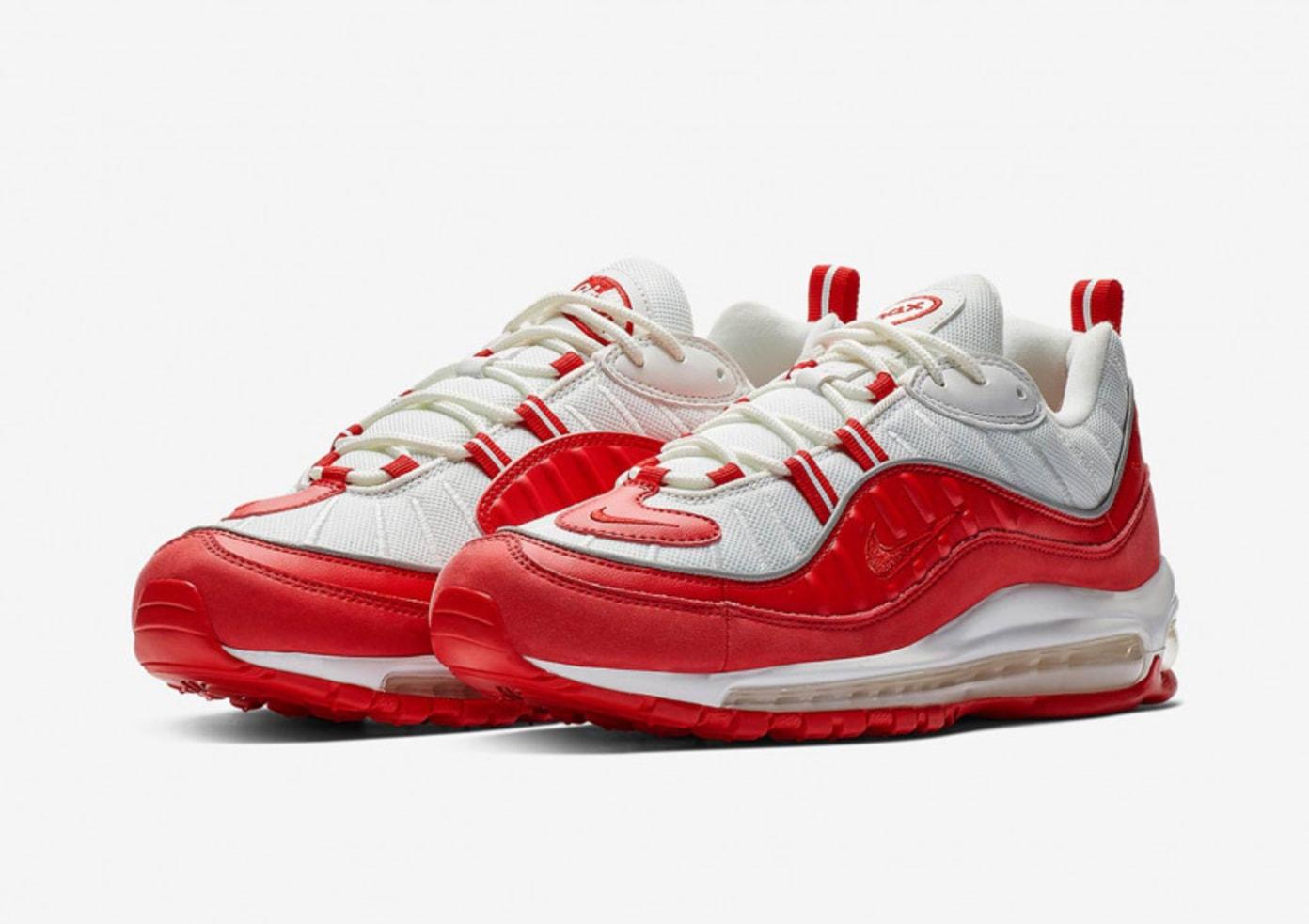 Nike Air Max 98 - University Red