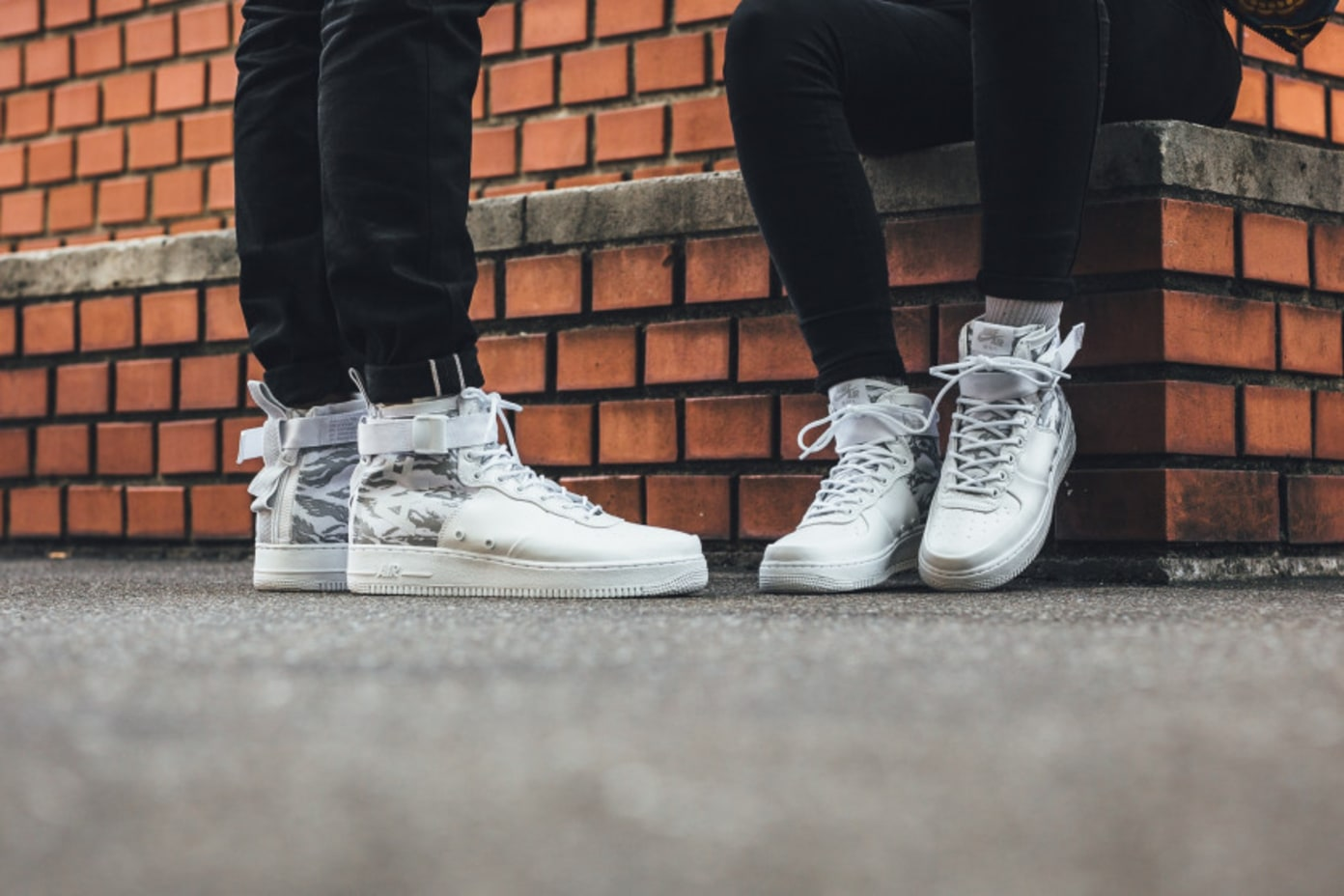 Nike Special Force Air Force 1 Mid â