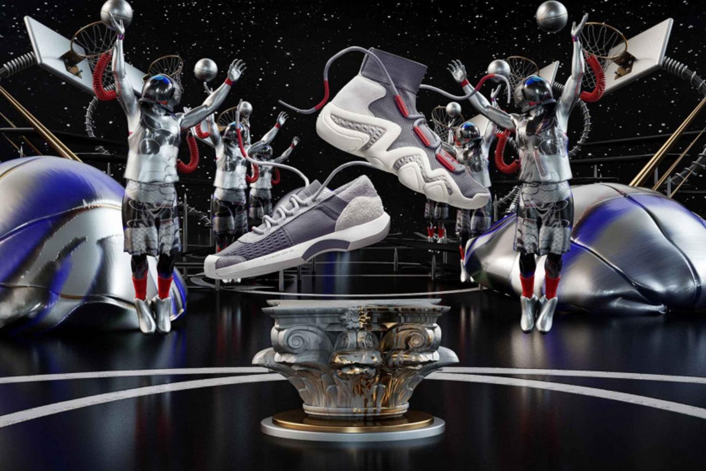 adidas Originals A-D Crazy 1 ADV Crazy 8 ADV