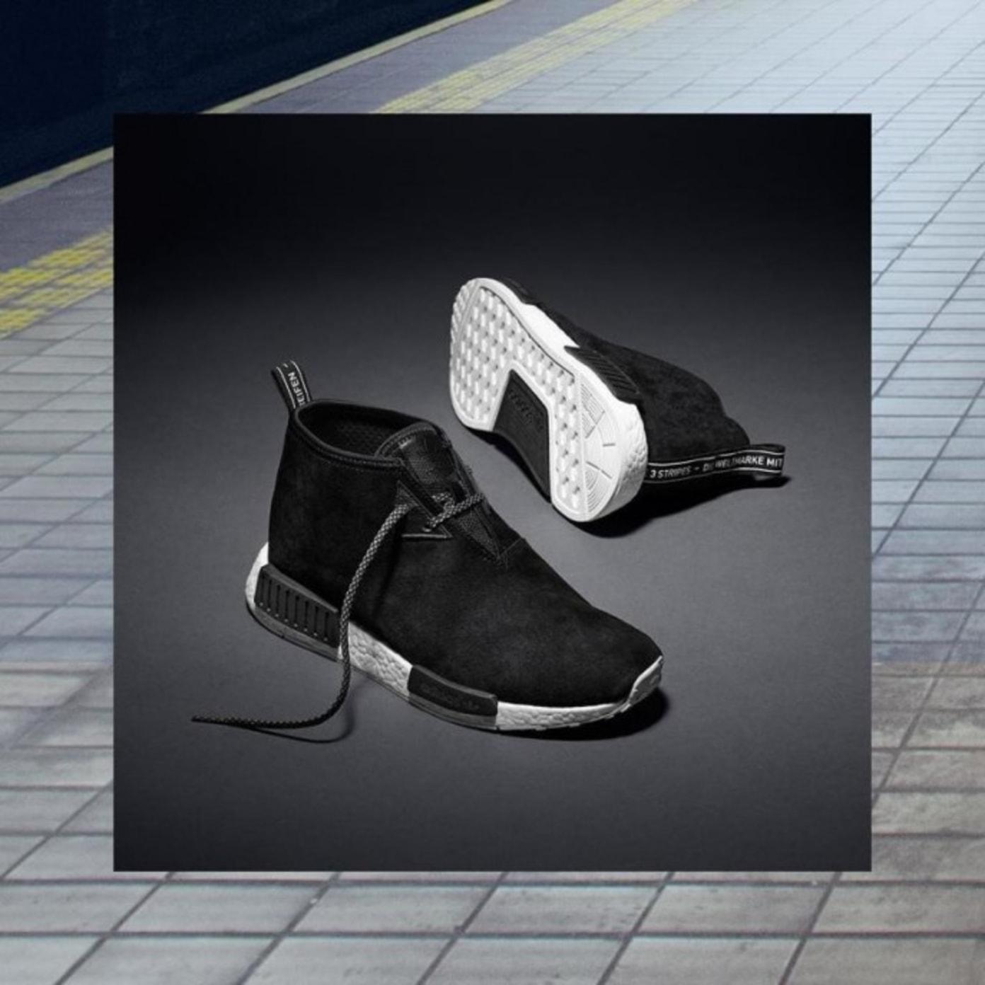 Adidas NMD Chukka Drops 17th March